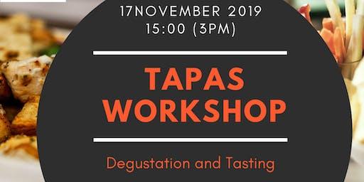 Tapas workshop & Degustation