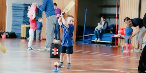 Cricket Tykes Taster Class - Harrogate