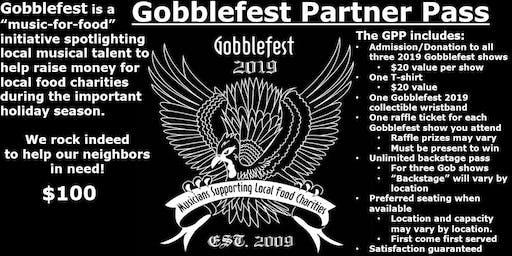 Gobblefest X (Gobblefest Partner Pass)