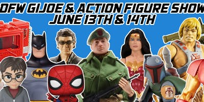 DFW GI Joe and Action Figure Show 2020