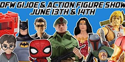 DFW GI Joe and Action Figure Show 2020