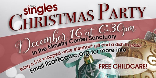 CCWC Singles Christmas Party