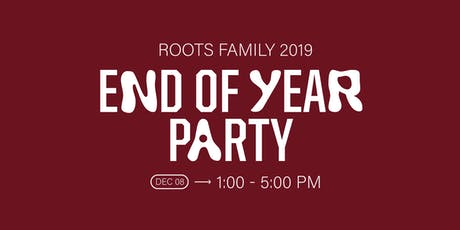 Oakland Roots End of Year Party tickets