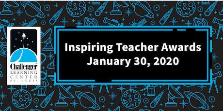 2020 Inspiring Teacher Awards tickets