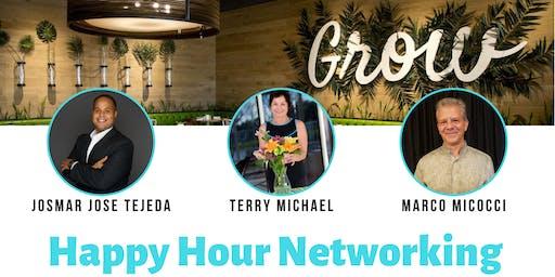 Happy Hour Networking - Harmonious Brain Trio
