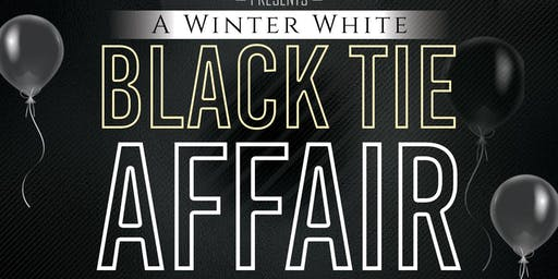 SOCIAL BUTTERFLY PRODUCTION'S WINTER WHITE BLACK TIE AFFAIR
