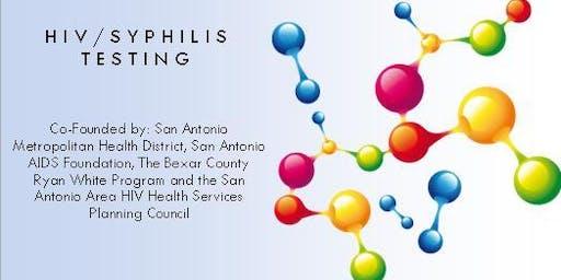 HIV/Syphilis Testing Taskforce Meeting