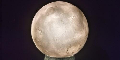 DIY Moon Lamp - School Holiday Program