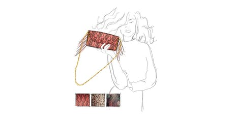 Make Your Own Clutch Bag Workshop with Sonia Ratnan tickets