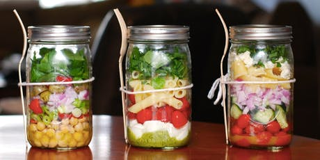 ChicBoxing Salad in a Jar Party!! tickets