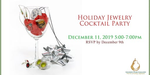 Holiday Jewelry Cocktail Party