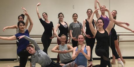 $10 Cardio Ballet Class tickets