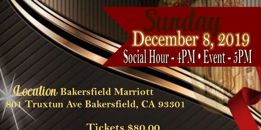 2019 5th Annual Christmas Gala an Evening of Jazz, Gospel & More