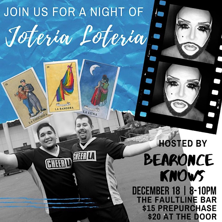 Joteria Loteria Hosted by Bearonce Knows and Cheer LA image