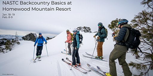Backcountry Basics at Homewood
