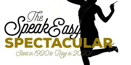 The SpeakEasy Spectacular: New Year's Eve at Minglewood Hall tickets