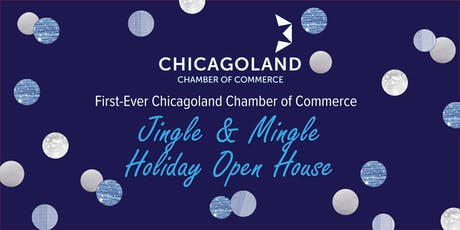 Chamber Jingle & Mingle Open House and Holiday Party tickets