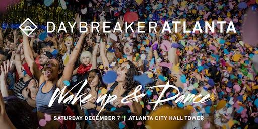 Daybreaker ATL // Atlanta Launch