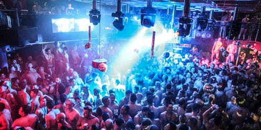 SYDNEY'S BIGGEST UNDERWEAR PARTY Mardi Gras ARQ SYDNEY