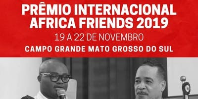 4º Prêmio Internacional Africa Friends