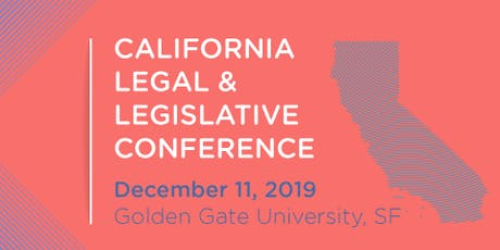California Legal & Legislative Conference tickets