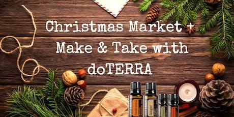 Christmas Market Make & Take with doTERRA tickets