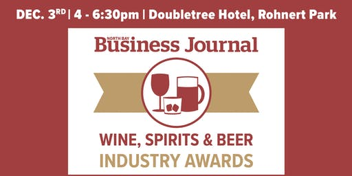 Wine, Beer + Spirits Industry Awards