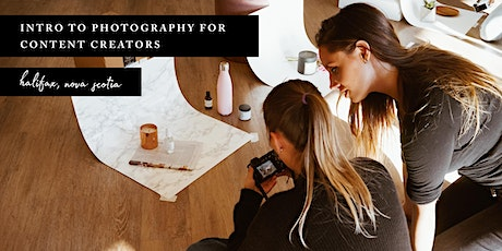Intro to Photography for Content Creators with Caley Dimmock (One-Day Intensive) tickets