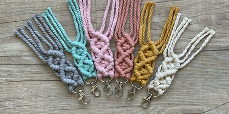 Beginners Macramé Workshop – Afternoon Session at Parramatta Library tickets