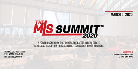The MLS Summit™ 2020 tickets