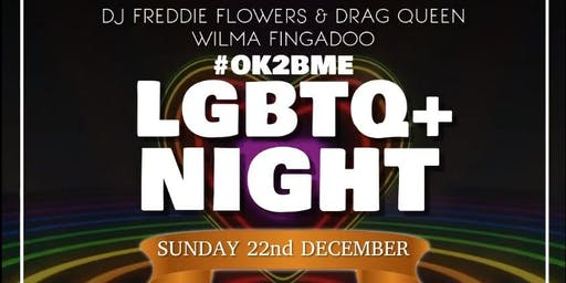 Smokey's Christmas LGBTQ+ Night / Sunday 22nd December