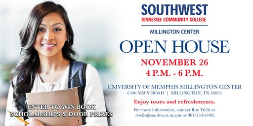 Southwest Tennessee Community College Hosts Open House at Millington Center