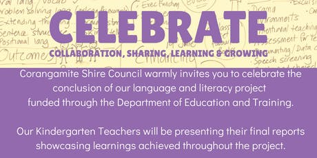Celebrate Collaboration, Sharing & Learning tickets