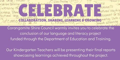 Celebrate Collaboration, Sharing & Learning