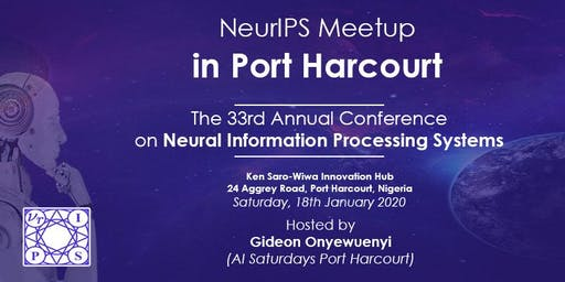 NeurIPS Meetup (Port Harcourt)