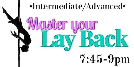 Monday 11/25–7:45-9pm / Intermediate