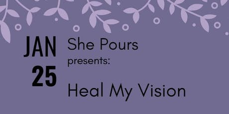 Heal My Vision tickets