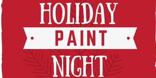 Founders College Holiday Paint Night