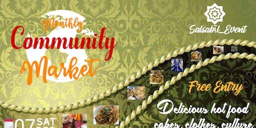 Monthly Community Market