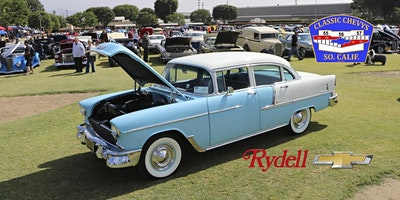 Classic Chevys of Southern California 38th Annual Charity Car Show 2020