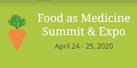Food as Medicine Summit & Expo tickets