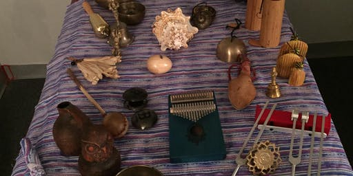Sound Healing and the 5 Elements