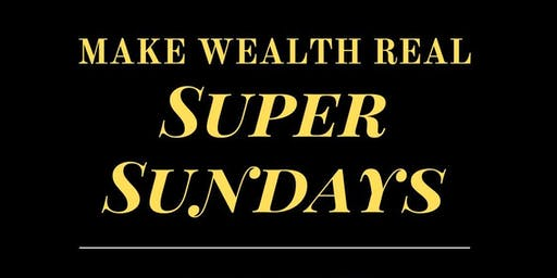 Wealth Shifting Sunday