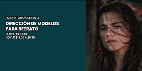 Laboratorio Creativo | Dirección de modelos para retrato entradas