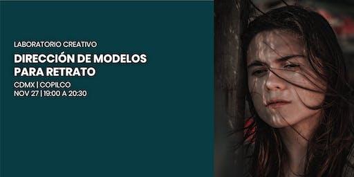Laboratorio Creativo   Dirección de modelos para retrato