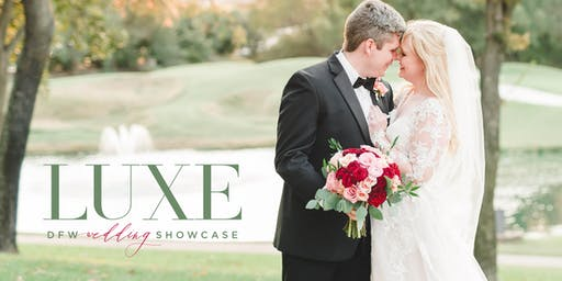 Luxe DFW Wedding Showcase