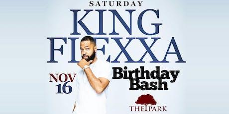 Flexxa's Birthday Celebration tickets