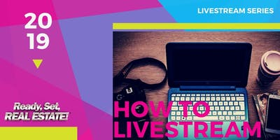 How to Livestream! Go Live with Events and Vlogs