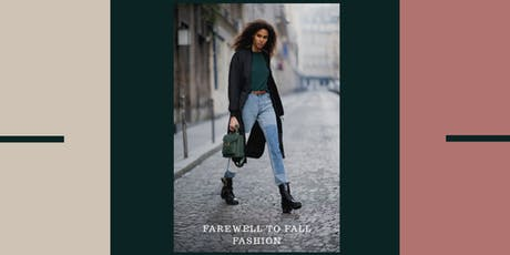 "The Red Keep Presents ""Farewell To Fall Fashion"" tickets"