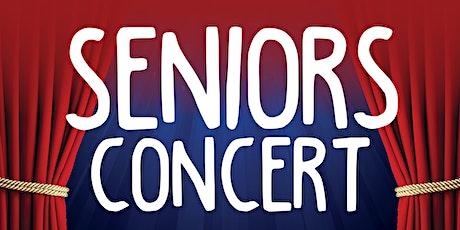 Seniors Concert 2020 tickets